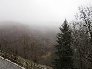 Paisatge de pluja a Espinavell